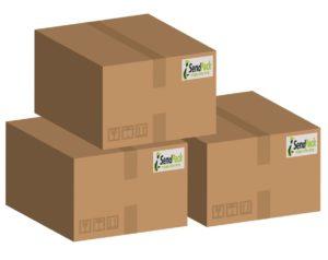 חבילות מוכנות למשלוח